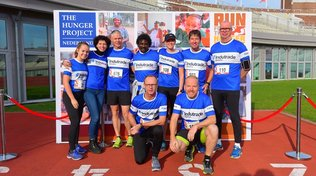Run for The Hunger Project 2018 brengt ruim € 106.000 op voor Benin